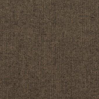 コットン&レーヨン混×無地(アッシュブラウン)×二重織ストレッチ