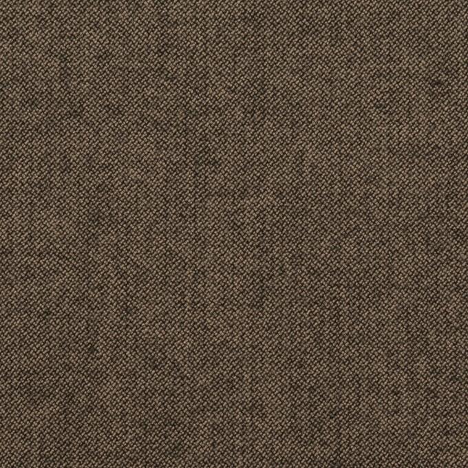 コットン&レーヨン混×無地(アッシュブラウン)×二重織ストレッチ イメージ1