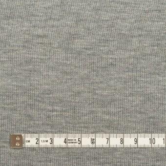 コットン&モダール×無地(シルバーグレー&ダークネイビー)×Wニット サムネイル4