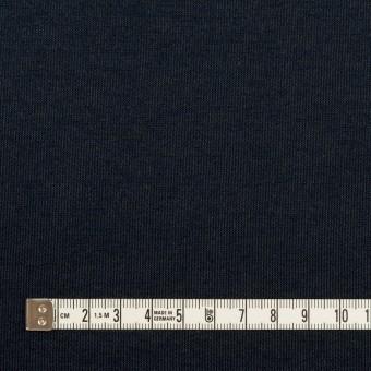 コットン&モダール×無地(シルバーグレー&ダークネイビー)×Wニット サムネイル6