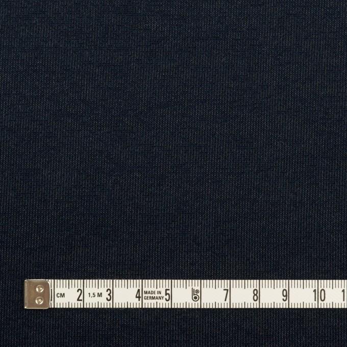 コットン&モダール×無地(シルバーグレー&ダークネイビー)×Wニット イメージ6