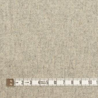 ウール&ナイロン×無地(ライトグレー)×ツイード サムネイル4