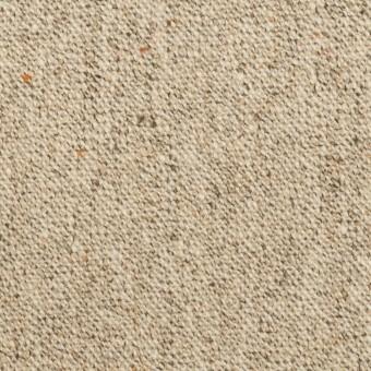 ウール&ナイロン混×ミックス(ベージュ)×ツイードストレッチ_全3色 サムネイル1