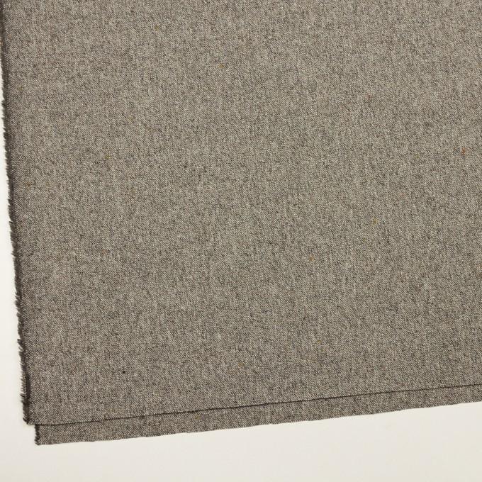 ウール&ナイロン混×ミックス(グレー)×ツイードストレッチ_全3色 イメージ2