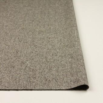 ウール&ナイロン混×ミックス(グレー)×ツイードストレッチ_全3色 サムネイル3