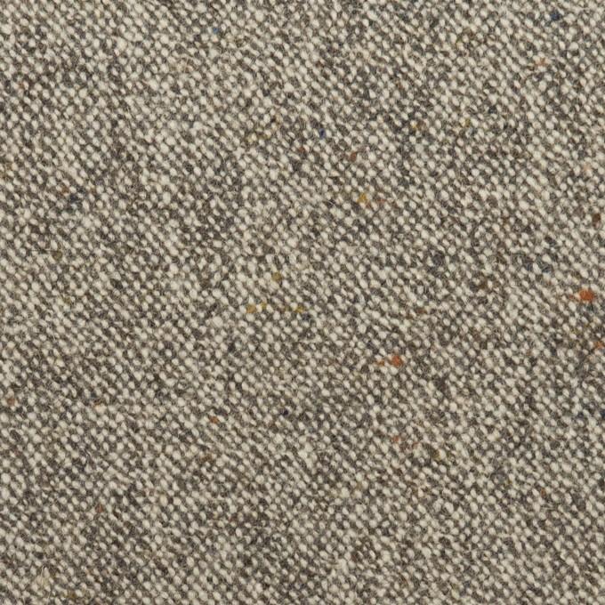 ウール&ナイロン混×ミックス(グレー)×ツイードストレッチ_全3色 イメージ1