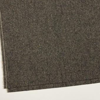 ウール&ナイロン混×ミックス(チャコール)×ツイードストレッチ_全3色 サムネイル2