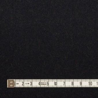 ウール&ナイロン×無地(ブラック&オーカー)×Wフェイスツイード_全2色 サムネイル4