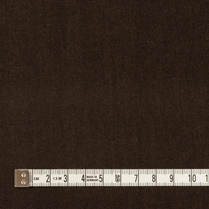 コットン×無地(ビターチョコレート)×ベッチン イメージ4