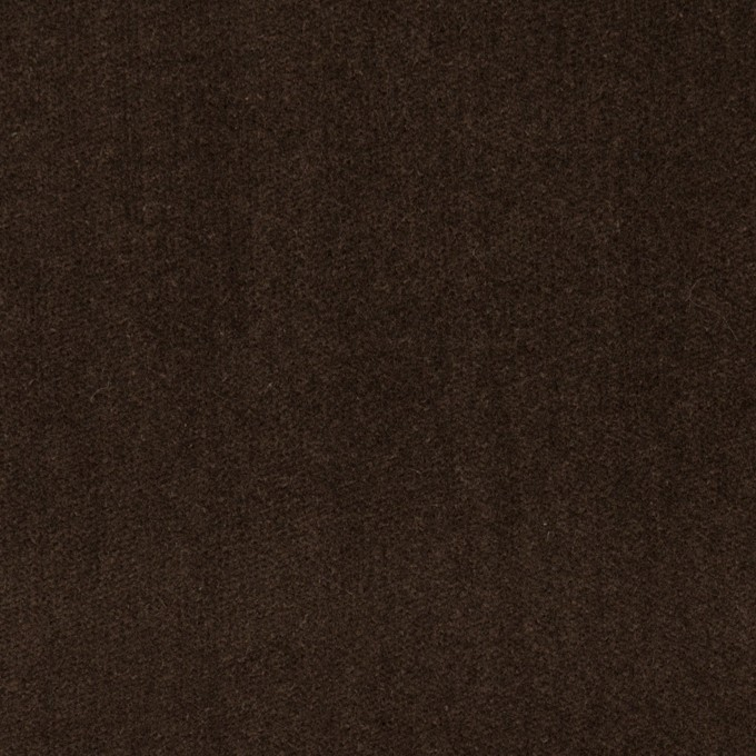 コットン×無地(ビターチョコレート)×ベッチン イメージ1