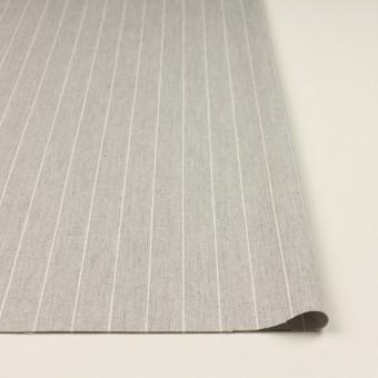 コットン×ストライプ(ライトグレー)×ビエラ_全2色 サムネイル3