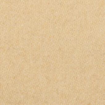 【110cmカット】ウール&アクリル混×無地(ライトベージュ)×ツイード