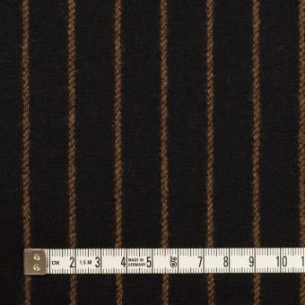 ウール×ストライプ(ブラック&モカ)×ツイード サムネイル4