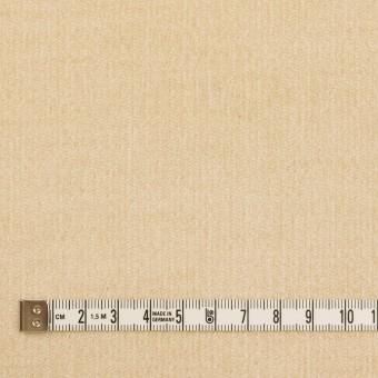 コットン&ポリウレタン×無地(ライトベージュ)×中細コーデュロイ・ストレッチ_全2色 サムネイル4