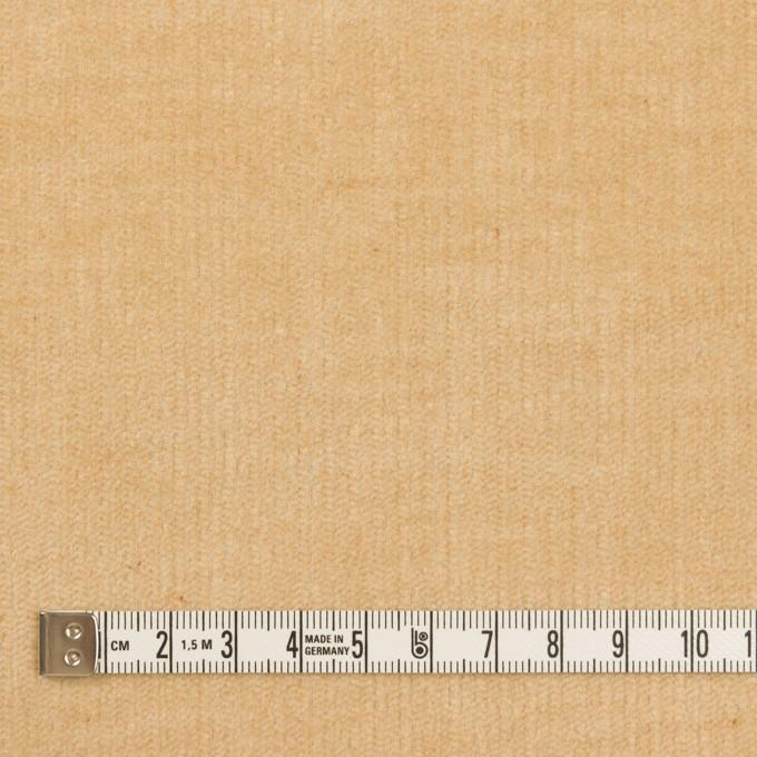 コットン&ポリウレタン×無地(ベージュ)×中細コーデュロイ・ストレッチ_全2色 イメージ4