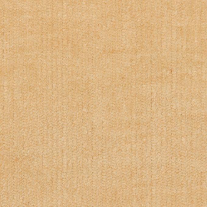コットン&ポリウレタン×無地(ベージュ)×中細コーデュロイ・ストレッチ_全2色 イメージ1