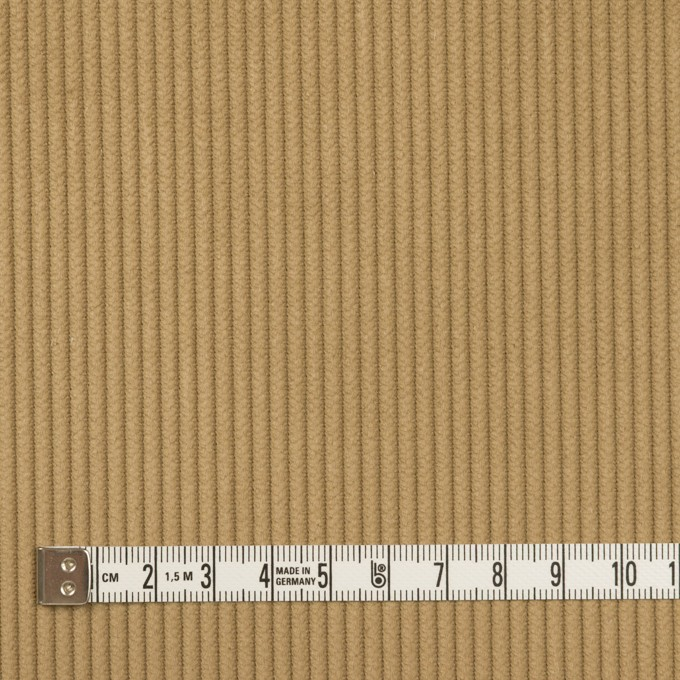 コットン×無地(モカ)×中コーデュロイ イメージ4