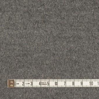 アンゴラ&ウール×無地(グレー)×ビーバー サムネイル4