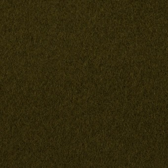 ウール&ナイロン×無地(カーキグリーン)×フラノ(フランネル) サムネイル1