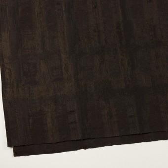 ポリエステル×幾何学模様(ブラウン)×ジャガード_全2色 サムネイル2