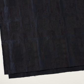 ポリエステル×幾何学模様(ネイビー)×ジャガード_全2色 サムネイル2