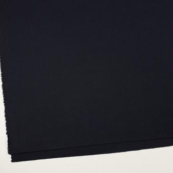 ウール&ポリウレタン×無地(ダークネイビー)×ツイードストレッチ サムネイル2