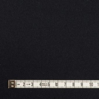 ウール&ポリウレタン×無地(ダークネイビー)×ツイードストレッチ サムネイル4