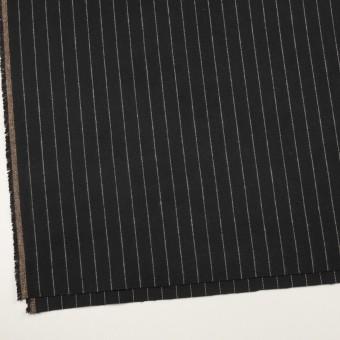 コットン×ストライプ(ブラック)×ビエラ_全2色 サムネイル2