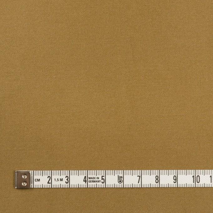 コットン&ポリウレタン×無地(カーキベージュ)×フランネル・ストレッチ_全3色 イメージ4