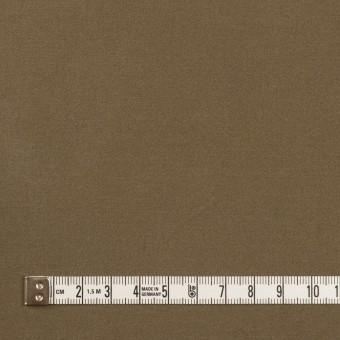 コットン&ポリウレタン×無地(カーキブラウン)×フランネル・ストレッチ_全3色 サムネイル4