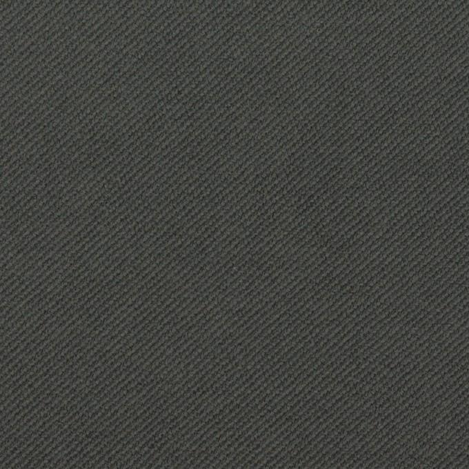 コットン&ポリウレタン×無地(スチールグレー)×ビエラストレッチ イメージ1