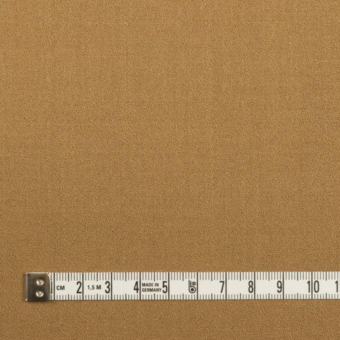 ウール×無地(ナッツ)×ジョーゼット イメージ4