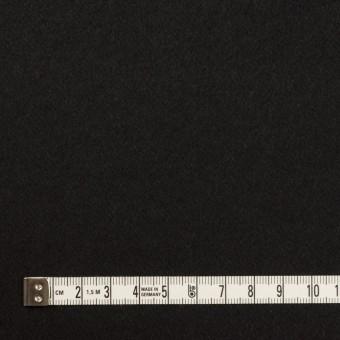 ウール&ポリウレタン×無地(ブラック)×ビーバーストレッチ サムネイル4