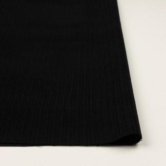 ウール×無地(ブラック)×太コーデュロイ サムネイル3