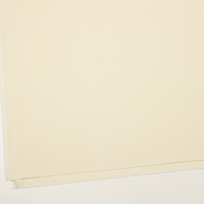 コットン&ポリウレタン×無地(クリーム)×細コーデュロイ・ストレッチ イメージ2