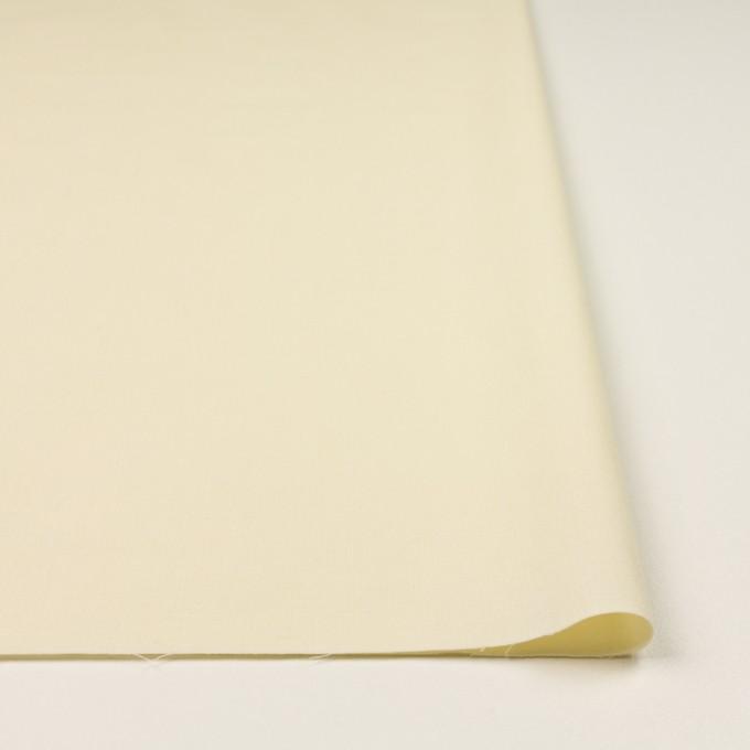 コットン&ポリウレタン×無地(クリーム)×細コーデュロイ・ストレッチ イメージ3