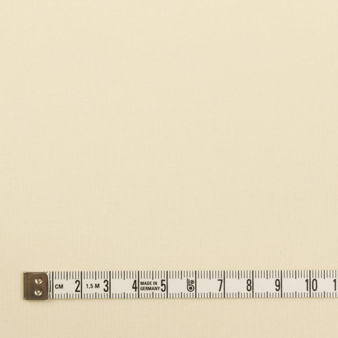 コットン&ポリウレタン×無地(クリーム)×細コーデュロイ・ストレッチ イメージ4