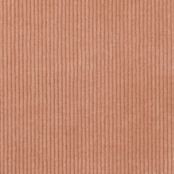 ポリエステル&コットン混×無地(サーモン)×中細コーデュロイ・ストレッチ(クラッシュ加工) サムネイル1