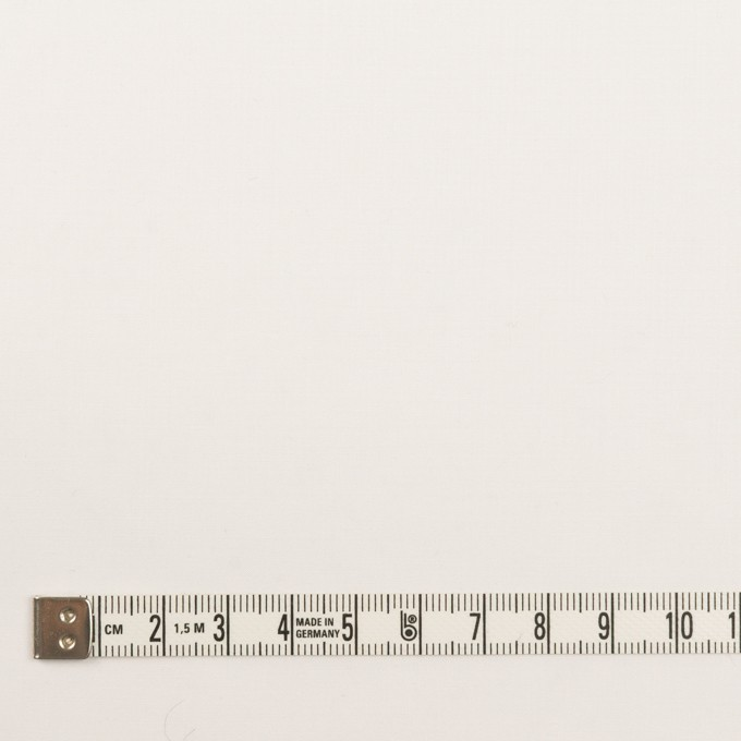 ポリエステル×無地(オフホワイト)×ローン(裏面コーティング) イメージ4