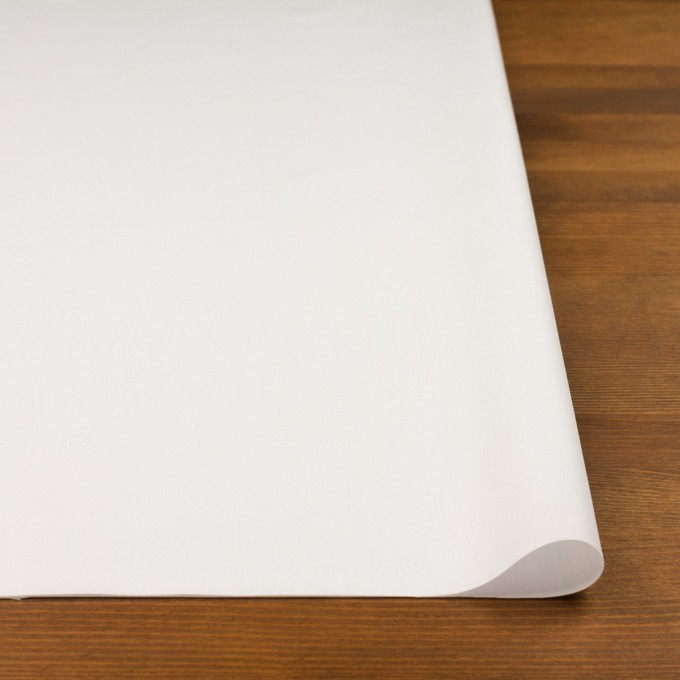 コットン×無地(ホワイト)×ブロード イメージ3