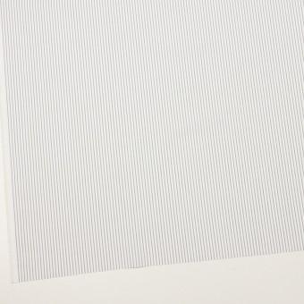 コットン×ストライプ(グレー)×ブロード_全4色 サムネイル2