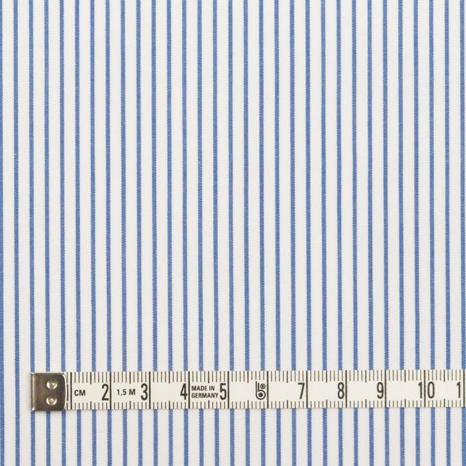 コットン×ストライプ(サックス)×ブロード_全4色 イメージ4
