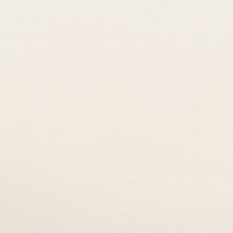 コットン&ウール混×無地(ミルク)×フランネル・ストレッチ