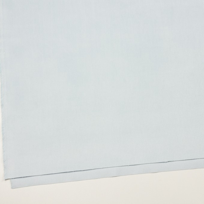 コットン&ポリウレタン×無地(パウダーブルー)×中細コーデュロイ・ストレッチ_全3色 イメージ2