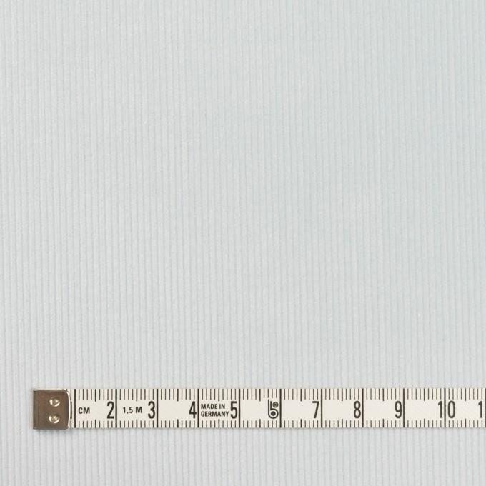 コットン&ポリウレタン×無地(パウダーブルー)×中細コーデュロイ・ストレッチ_全3色 イメージ4