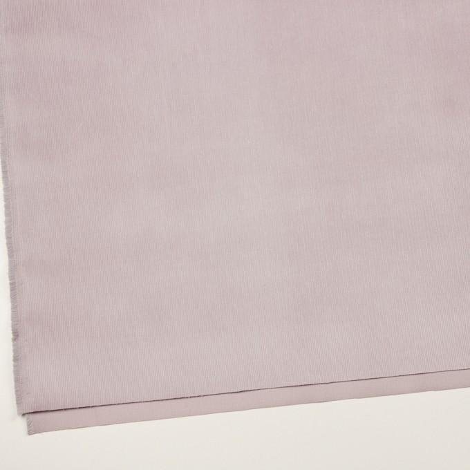 コットン&ポリウレタン×無地(モーブ)×中細コーデュロイ・ストレッチ_全3色 イメージ2