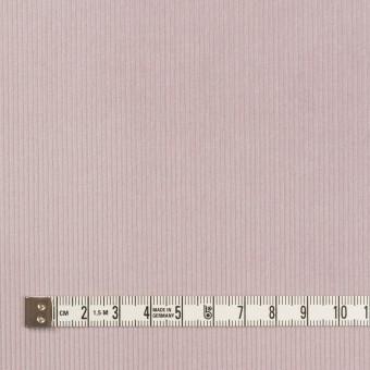 コットン&ポリウレタン×無地(モーブ)×中細コーデュロイ・ストレッチ_全3色 サムネイル4