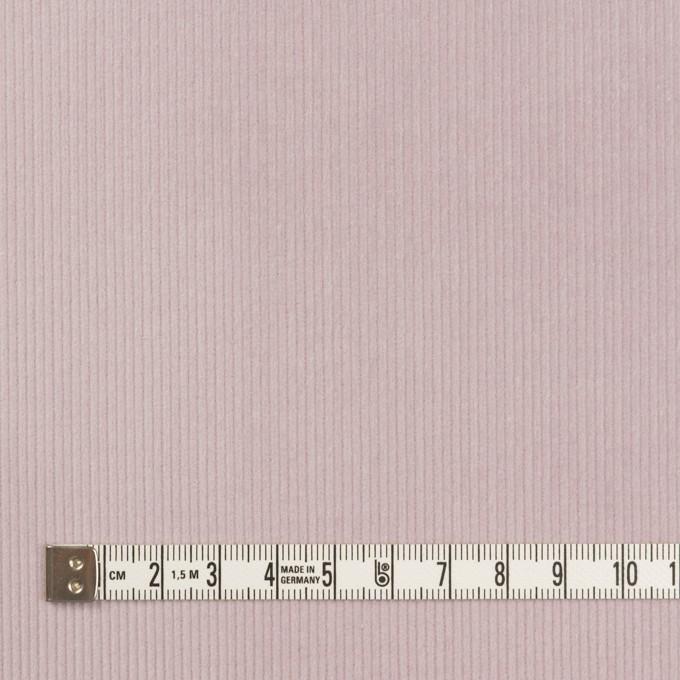 コットン&ポリウレタン×無地(モーブ)×中細コーデュロイ・ストレッチ_全3色 イメージ4