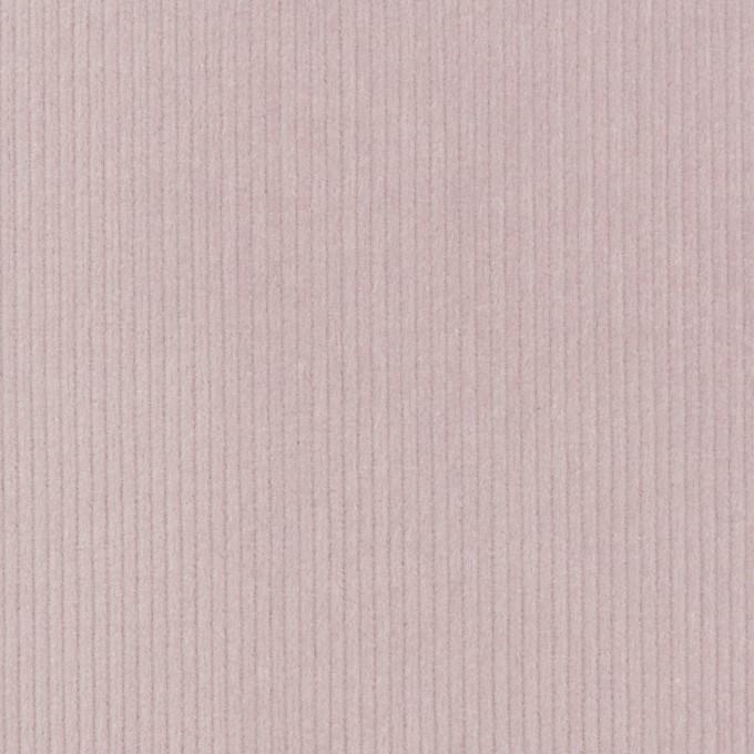 コットン&ポリウレタン×無地(モーブ)×中細コーデュロイ・ストレッチ_全3色 イメージ1