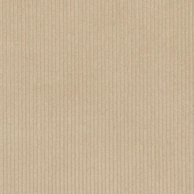 コットン&ポリウレタン×無地(カーキベージュ)×中細コーデュロイ・ストレッチ_全3色 イメージ1